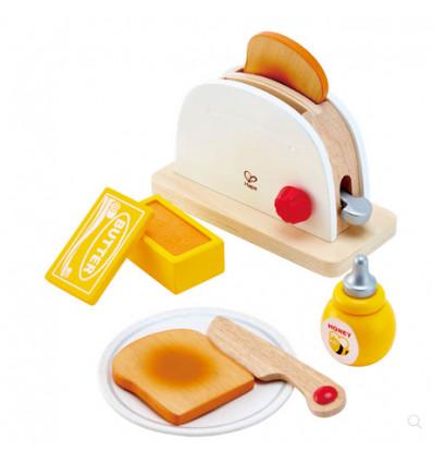 Hape Toaster set