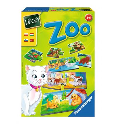 Ravensburger Logo Zoo SLO