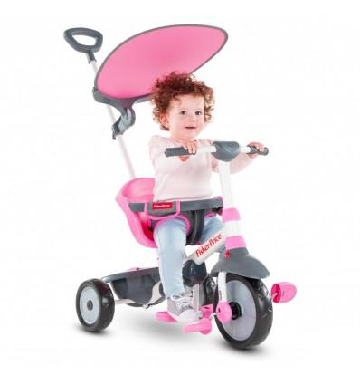 Smart Trike Tricikel 3 v 1 Charm - roza