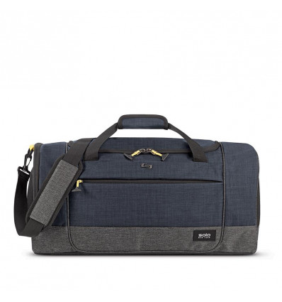 SOLO TIRELESS DUFFEL DARK BLUE