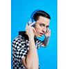 Jam Audio BEEN THERE BLUETOOTH on-ear slušalke - modre