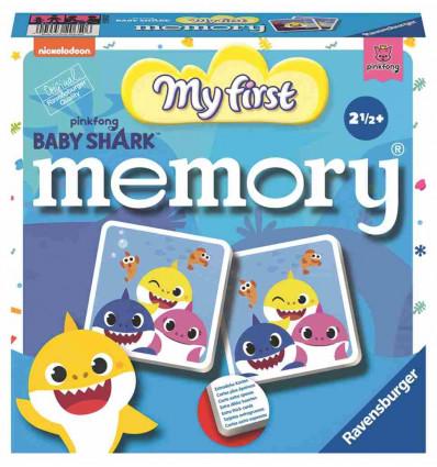 Ravensburger Memory My Baby Shark