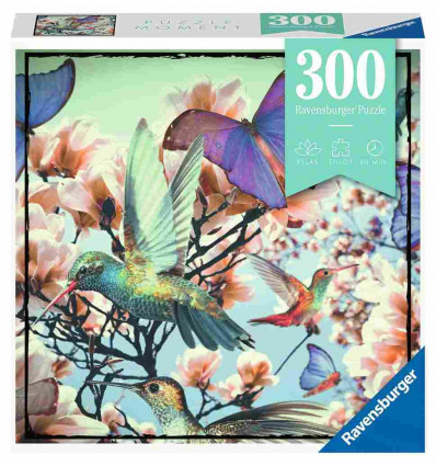 Sestavljanka Ptice 300d