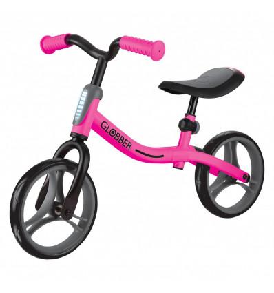 Globber Kolo poganjalec Go Bike - roza