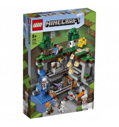 Lego Minecraft Prva dogodivščina - 21169