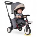 Smart Trike Tricikel 7 v 1 STR5 - Melange siv